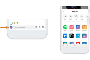 Ứng dụng Skype di động vừa triển khai tính năng Add-in Spotify