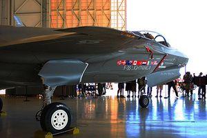 Nhân viên Không quân Anh để lộ tin về F-35 mới vì tán tỉnh qua mạng