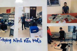 Bắt 2 kẻ chuyên đột nhập, trộm cắp tài sản tại các trụ sở UBND ở TP Hà Nội