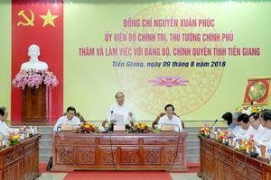Nông nghiệp là 'kho vàng tiềm năng' của Tiền Giang