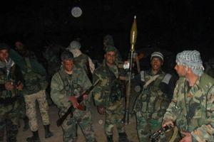 SAA nã pháo trong đêm vào phiến quân thánh chiến tại tỉnh Hama, Syria