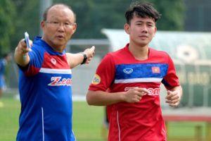 Thêm 1 cầu thủ HAGL lên tuyển Olympic Việt Nam