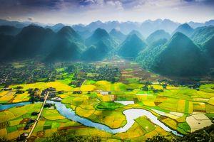 Ngỡ ngàng thung lũng Bắc Sơn