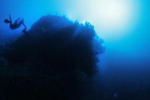 Phát hiện tàu người ngoài hành tinh dưới tam giác quỷ Bermuda?