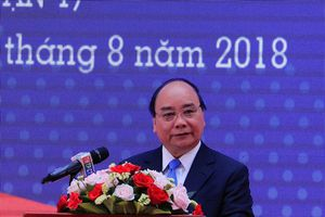 Thủ tướng dự lễ khánh thành Tổ hợp đại học FPT tại Cần Thơ