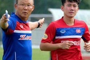 'Sếp' HAGL nói gì khi Minh Vương được HLV Park Hang-seo gọi lại?