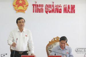 Vụ 'Đại gia nước mắm xứ Quảng' tranh chấp với Vietcombank Quảng Nam: Đoàn đại biểu Quốc hội Quảng Nam vào cuộc