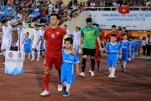 Đội tuyển Olympic Việt Nam ASIAD 2018: Thầy Park và bài toán Văn Quyết
