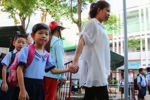 Giúp trẻ tự tin vào lớp 1