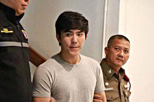 Tài tử Thái Lan bị cảnh sát ập vào bắt trên phim trường