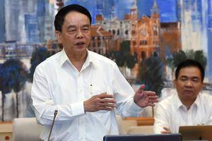 Xin ý kiến Bộ Chính trị về hàm cấp tướng đối với giám đốc công an tỉnh
