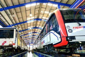 Jakarta hoãn ngày thử hệ thống giao thông LRT đến sát ASIAD