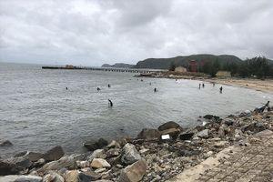 Nhiệt điện Quảng Trạch Sẽ đổ 2,5 triệu m3 đất cát thải ra biển