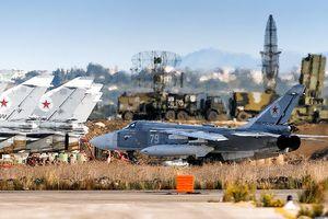 Phòng không Nga bắn rụng UAV đe dọa căn cứ Khmeimim