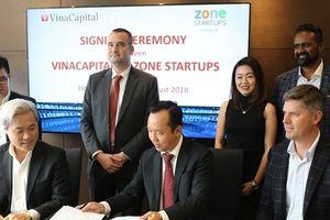 Chia tay Ba Huân, VinaCapital bắt tay Zone Startups