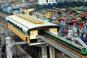 Sẽ chạy thử nghiêm toàn tuyến đường sắt Cát Linh - Hà Đông
