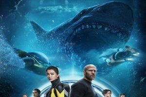 Những điều cần biết trước khi ra rạp xem The Meg - Cá Mập Siêu Bạo Chúa