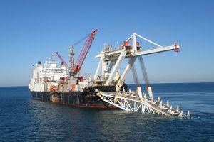Tăng tốc lắp đặt nhánh ống thứ 2 của Turkish Stream