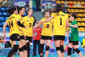 Lịch thi đấu chung kết bóng chuyền VTV Cup: Chờ Việt Nam vô địch