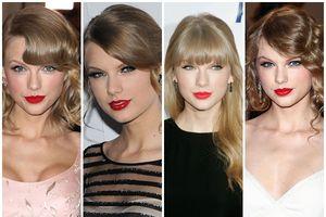 4 thỏi son 'ruột' làm nên sắc đỏ kiêu hãnh ở Taylor Swift