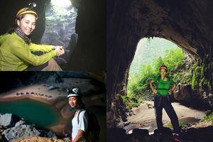 Loạt sao nữ Việt tự hào chinh phục thành công Sơn Đoòng - hang động lớn nhất thế giới ở Việt Nam