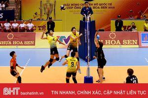 VTV Cup: Tuyển trẻ Việt Nam giành vị trí hạng 7 sau chiến thắng 3-0 trước ĐH Hokkaido