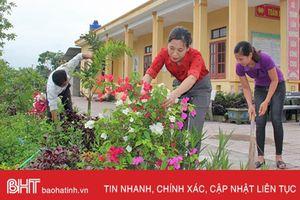 Vũ Quang có 188/220 tiêu chí NTM đạt chuẩn quy định mới