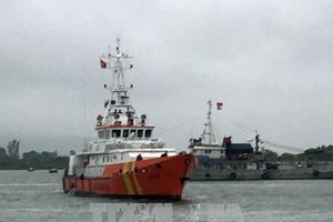 Cà Mau: Cứu kịp thời 4 ngư dân gặp nạn trên biển