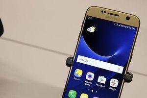 Galaxy S7 có thể bị hack như trên máy tính