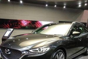 Mazda 6 2018 bản nâng cấp mới được trang bị những gì?