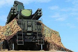 Phòng không Nga khai hỏa bắn hạ UAV định tấn công căn cứ tại Syria