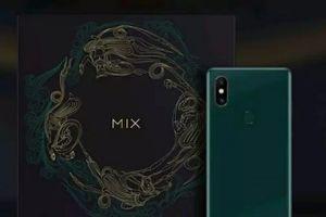 Xiaomi: Phiên bản Mi MIX 2S xanh lá độc đáo sắp ra mắt
