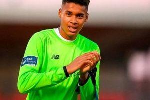 Man City giành 'pole' trong cuộc đua chiêu mộ thủ thành tuổi teen