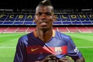 Barcelona vẫn chưa chịu từ bỏ thương vụ Paul Pogba