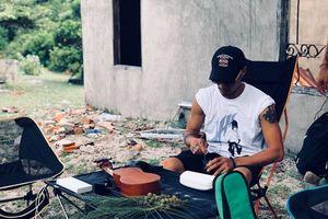 Chưa biết ngày nào trở lại âm nhạc, Phạm Anh Khoa tìm cuộc sống bình yên bên vợ con