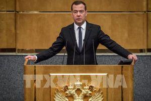 Thủ tướng Nga: Các biện pháp trừng phạt của Mỹ là tuyên bố chiến tranh kinh tế