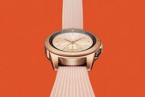 Samsung ra mắt đồng hồ Galaxy Watch: Có thể theo dõi giấc ngủ, giúp người dùng điều chỉnh thói quen ngủ nghỉ mỗi ngày