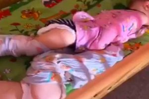Hình ảnh gây phẫn nộ bên trong 'nhà trẻ địa ngục' trói chân tay các em nhỏ ở Nga