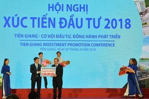 Vietcombank cam kết đồng hành phát triển kinh tế xã hội tỉnh Tiền Giang