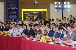 Thủ tướng tham dự Hội nghị xúc tiến đầu tư Cần Thơ năm 2018