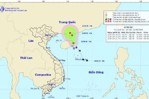 Công điện về bảo đảm an toàn cho tàu thuyền trước áp thấp nhiệt đới