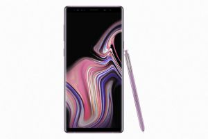 Samsung ra mắt Galaxy Note9, giá từ 999 USD
