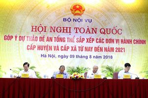 Sáp nhập Hà Tây vào Hà Nội, các địa phương khác tại sao không?