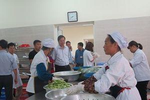 Hà Nội: Xử phạt 3 bếp ăn bệnh viện vi phạm quy định về an toàn thực phẩm