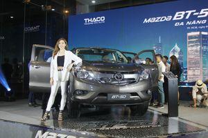 THACO giới thiệu Mazda BT-50 tiện nghi hơn và bản cao cấp 2.2 ATH 4x2 giá 729 triệu đồng