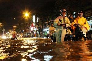 Bài toán chống ngập lụt tại TP Hồ Chí Minh còn nhiều nan giải