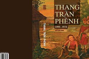 Ra mắt cuốn sách về họa sĩ Thang Trần Phềnh (1895-1973)