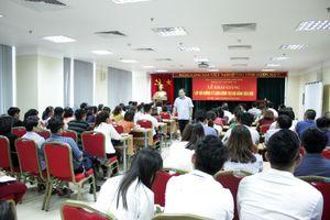 Đảng ủy Bộ Nội vụ khai giảng lớp Bồi dưỡng lý luận chính trị dành cho đảng viên mới