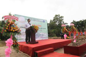 VATM: Khởi công xây dựng Trạm Radar thứ cấp Cà Mau