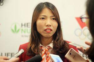 Bùi Thị Thu Thảo quyết giành HCV ở ASIAD 2018 về tặng chồng